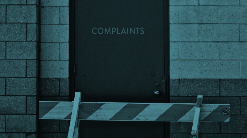 Closed complaints