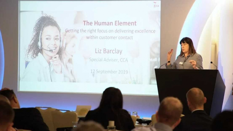 Human element service excellence